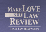 Texas Law Fellowships (front)