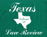 Texas Law Review Vol. 84